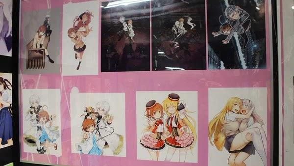 Toaru Majutsu no Index tem exposição de toda a franquia