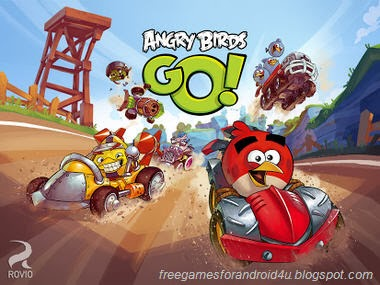 Angry Birds Go Android free download