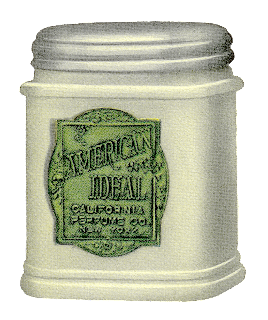 beauty vintage product jar face cream download