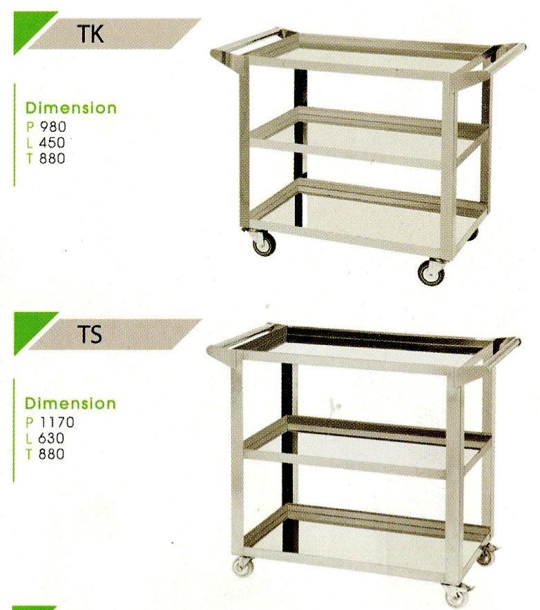 Kitchen Set Ukuran 1 Meter: Toko CEMERLANG Kitchen Set Royal: MEJA Dan TROLLEY