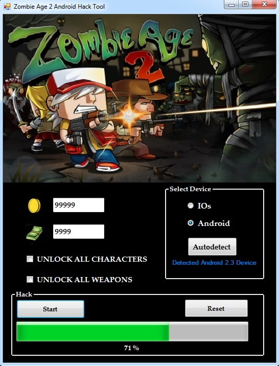 Zombie Age 2 Hack New Update 2015: Zombie Age 2 Hack New