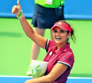 Sania Mirza Indian Tennis Player Biography Photos