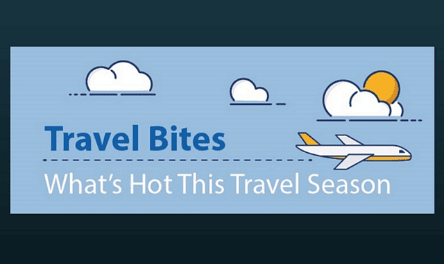 What's hot this travel season