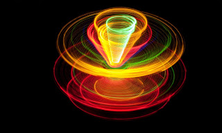 Spinning Light HD Wallpapers