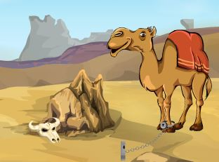 Games4escape Desert Camel Rescue Walkthrough