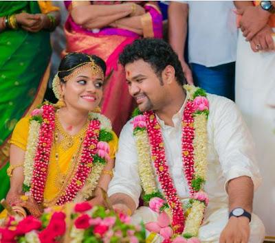 Bhargavi-satyaprakash-wedding