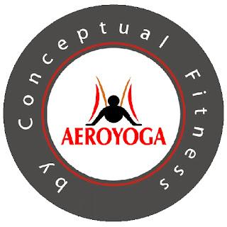 LOGO AEROYOGA® INTERNATIONAL BY RAFAEL MARTINEZ