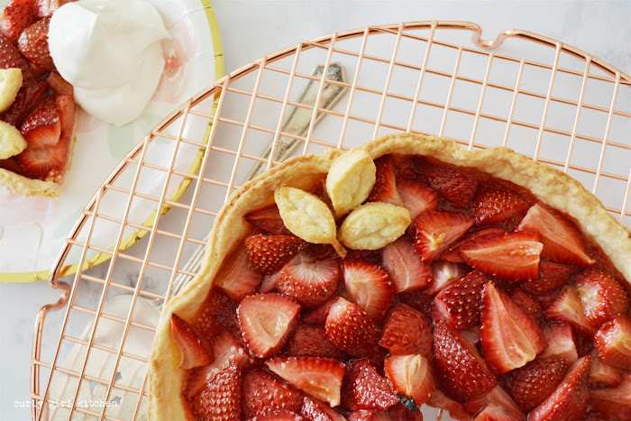 Strawberry Tart, Strawberry Pie, Strawberry Dessert Recipes, Summer Dessert Recipes