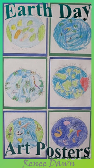 https://www.teacherspayteachers.com/Product/Earth-Day-Activities-and-Medallion-1796109