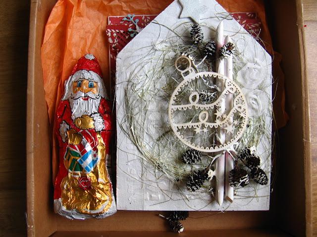 Świąteczna wymianka z Art Piaskownicą