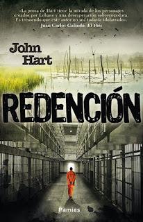 Resultado de imagen de libro redencion john hart