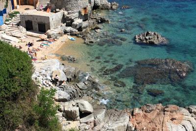 Playas de Calella de Palafrugell