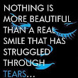 Nothing is more beautiful than...