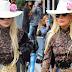 FOTOS HQ: Lady Gaga saliendo de su apartamento en New York - 24/11/16