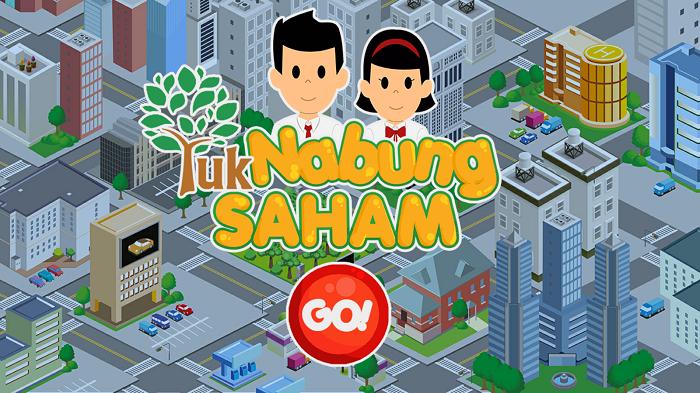 Nabung Saham GO: Game Simulasi Saham Android!
