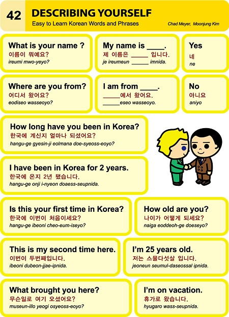 What is name in korean
