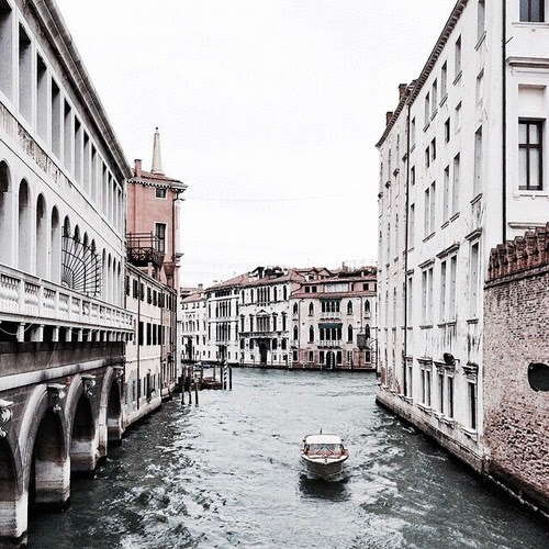 Peggy Guggenheim Collection, located on Venice's Grand Canal. Italy