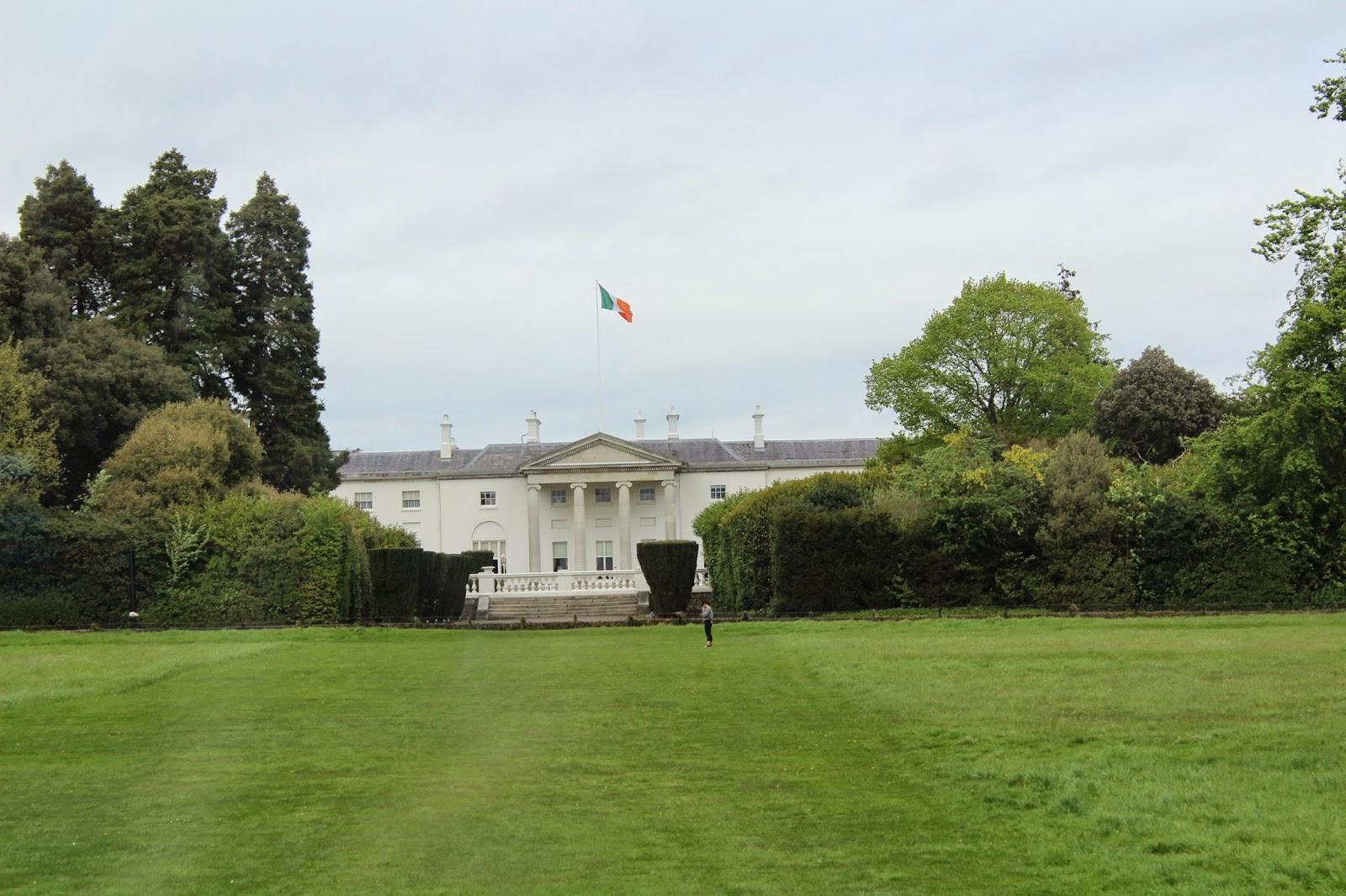 Presidente-Irlanda