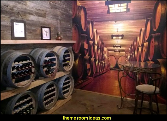 Wine Barrels mural tuscany   Tuscany Vineyard Style decorating - Tuscan Wall mural stickers - Tuscan themed kitchen accessories - grape decor - Tuscan theme decor - Wine barrel decor - rustic decor - Venice Italy decorating ideas - Italian Cafe - Old World  furniture - luxury bedding - tuscan themed bedroom decor - Tuscany kitchen decor
