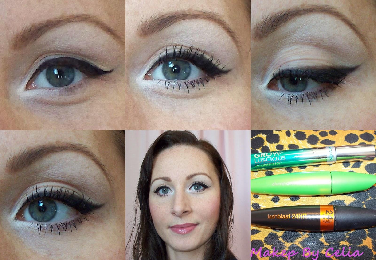 Makeup By Celia Natural Cat Eye Makeup