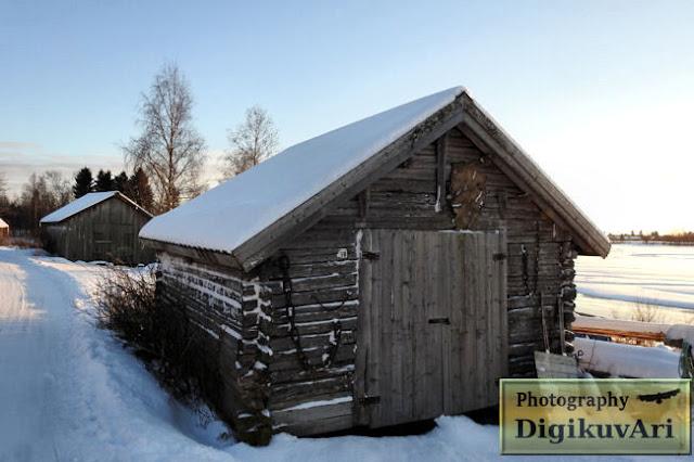 Kaukon kalalanssi Pohjankylä, Pyhäjoki