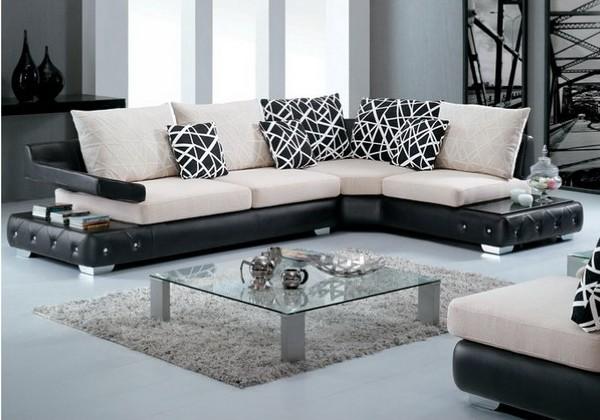 Beautiful stylish modern latest sofa designs  An