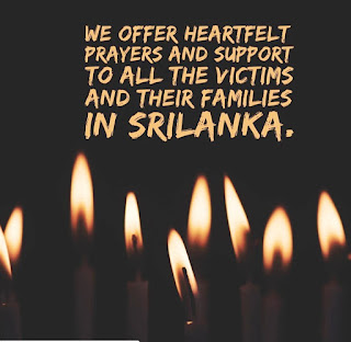 Death toll in Sri Lanka blasts reached 215, 4 Indians included in the dead