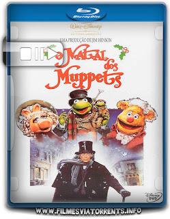 O Conto De Natal Dos Muppets BluRay