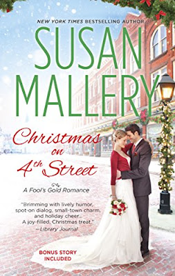 Book Review: Christmas on 4th Street, by Susan Mallery