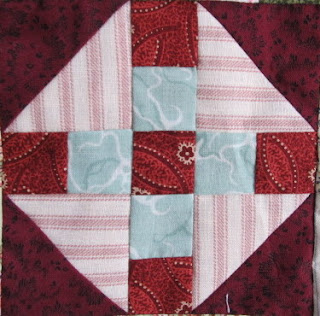 How to make a quilt block tutorial