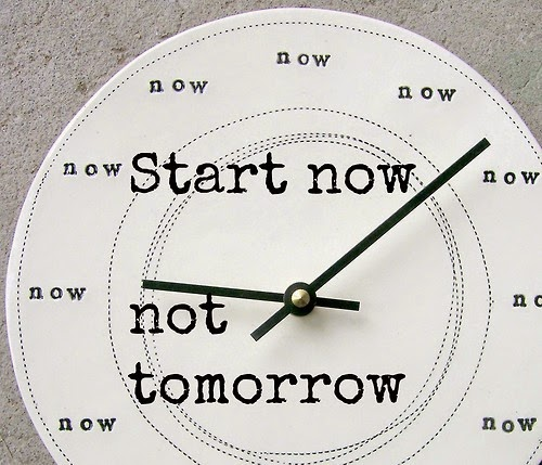 Start Now, Not Tomorrow- My Story Of Mental Health.