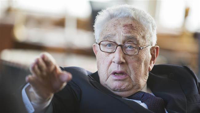 Henry Kissinger suggests US, Europe should sustain aggressive engagement abroad