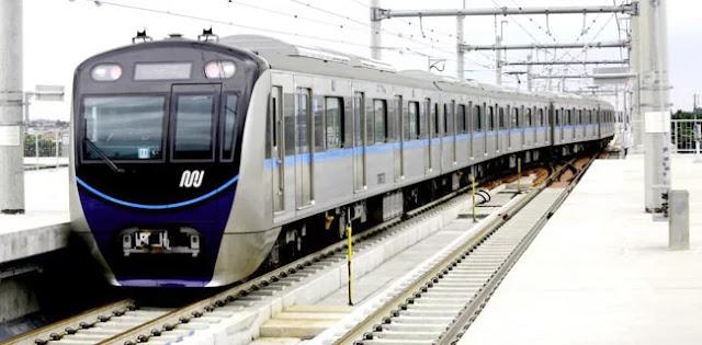 Wacana Oke Nih, Warga DKI Gratis Naik MRT & LRT Tahun Pertama