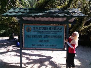 Taman Wisata Laut Sangalaki