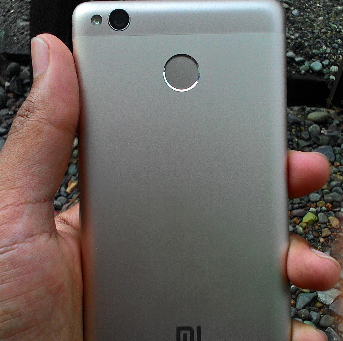 Cara Mematikan Fitur Fingerprint Pada Xiaomi Redmi 3 Pro Kotak