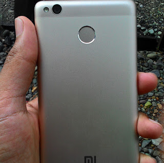 Cara Mematikan Fitur Fingerprint Pada Xiaomi Redmi 3 Pro