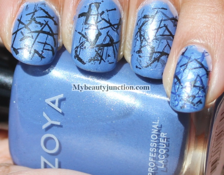 Swatch and review of Zoya Jo nail polish