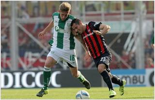 Banfield vs San Lorenzo en Copa Sudamericana 2016