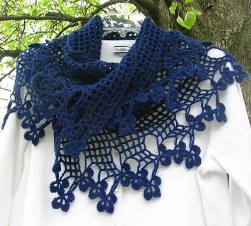 Crochet Scarf - Free Pattern