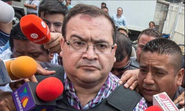 En Guatemala nadie ha robado tanto como Javier Duarte, asegura vocero