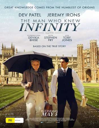 The Man Who Knew Infinity 2015 English 450MB BluRay 720p ESubs HEVC Free Download Watch Online Downloadhub.in
