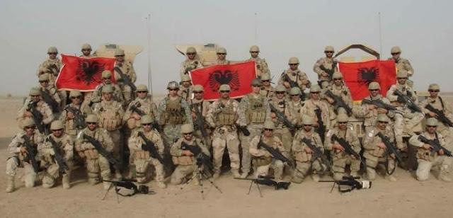 Albanian commandos