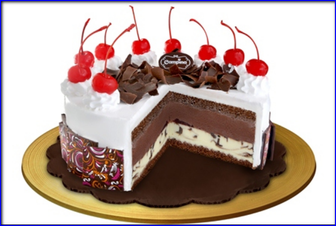 30 The Most Popular Happy Birthday Cake Images Part II