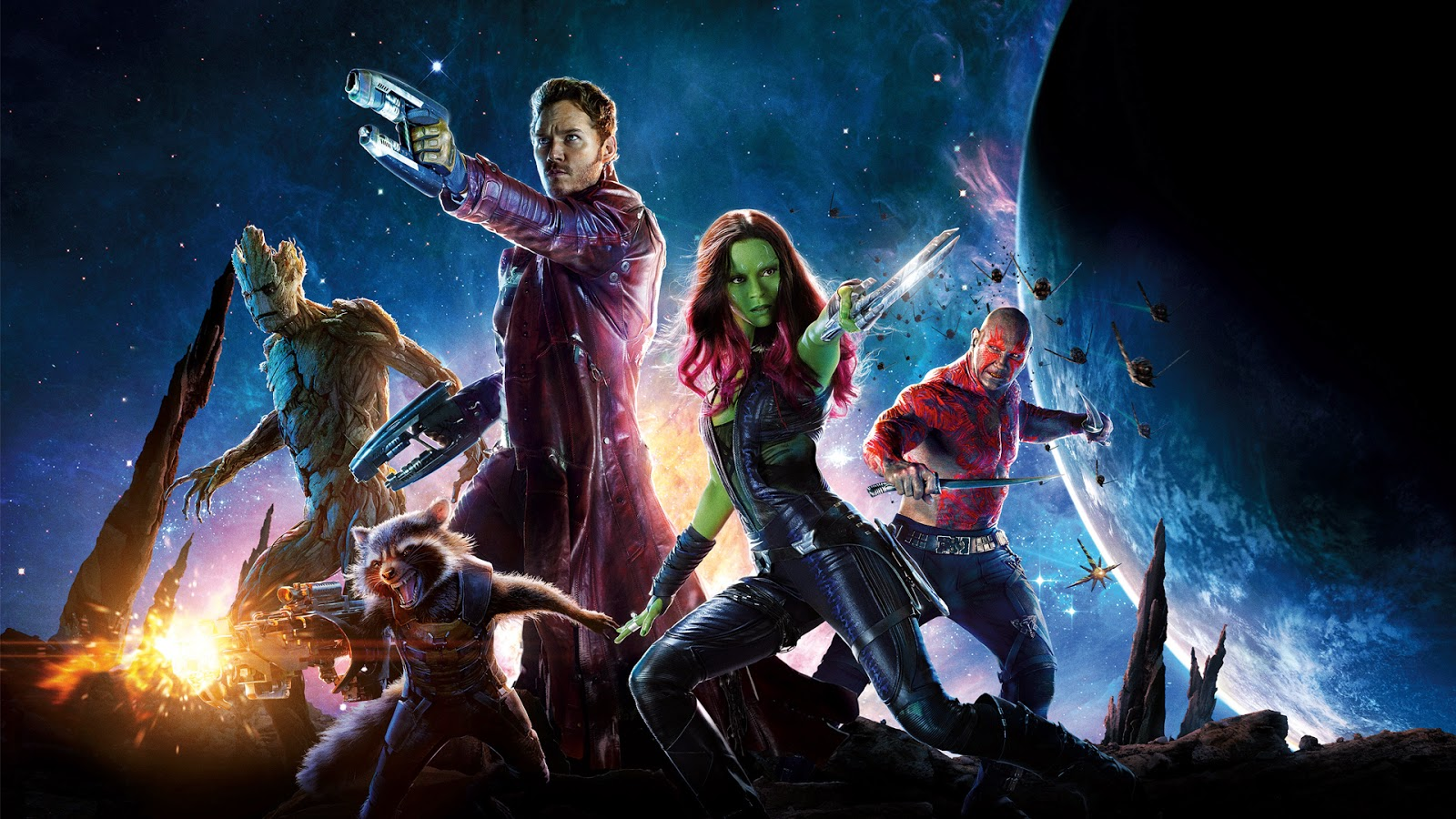 The Doctor's Prognosis: Guardians of the Galaxy - Review