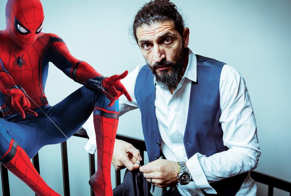 """Numan Acar se junta ao elenco de """"Homem-Aranha: Longe de Casa"""""""