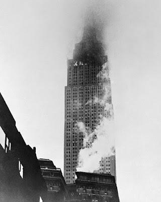 Accidente del B-25 contra el Empire State Building