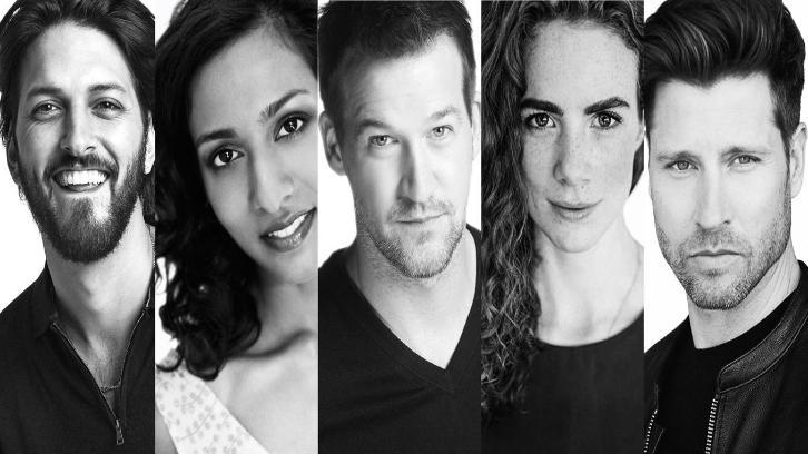 Star Trek: Discovery - Shazad Latif, Rekha Sharma, Kenneth Mitchell & More Join Cast