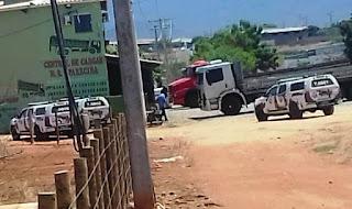 Assaltou carro-forte na BR-116 morre