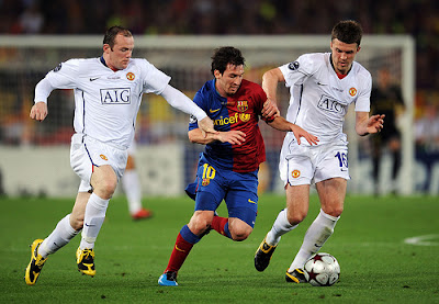 Barcelona VS MU Final Liga Champions 2011