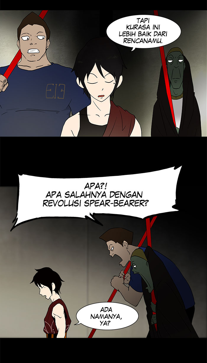 Tower of God Bahasa indonesia Chapter 43